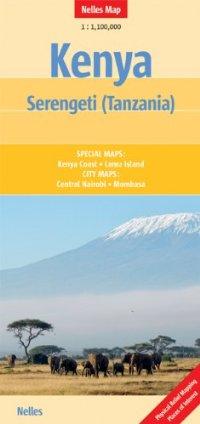 קניה סרנגטי (כולל החלק בטנזניה)