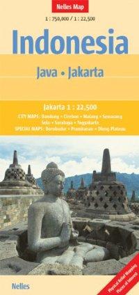 Indonesia :  Java, Jakarta,