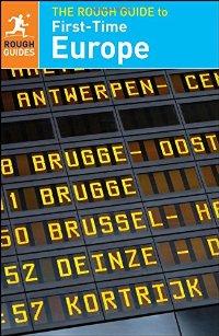 מדריך באנגלית RG טיול ראשון באירופה