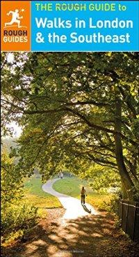 מדריך באנגלית RG מסלולי הליכה בלונדון ובדרום-מזרח אנגליה