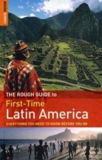 מדריך באנגלית RG פעם ראשונה באמריקה הלטינית