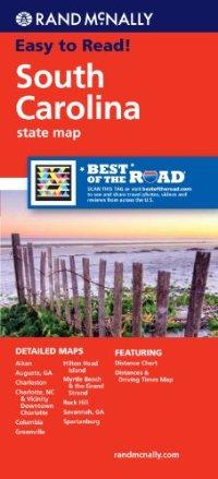 מפה RM דרום קרולינה