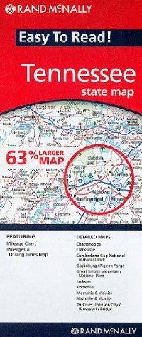 מפה RM טנסי