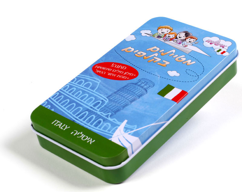 Italy Traveling with Cards