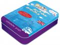 לונדון מטיילים בקלפים