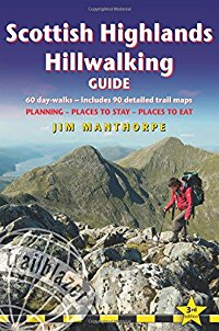 Scottish Highlands – The Hillwalking Guide