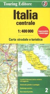 מפה TCI איטליה 400 (2) מרכז