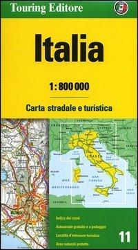 מפה TCI איטליה