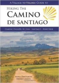 מדריך באנגלית VV קמינו דה סנטיאגו