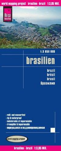 מפה WM ברזיל