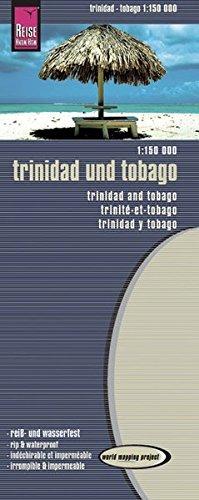 מפה WM טרינידד וטובגו (קריביים)