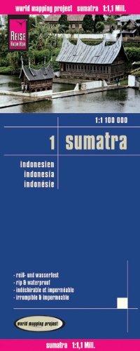 מפה WM אינדונזיה (1) סומטרה
