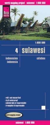 מפה WM סולבסי (אינדונזיה)