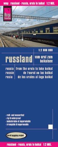 רוסיה: מהרי אורל לימת בייקל