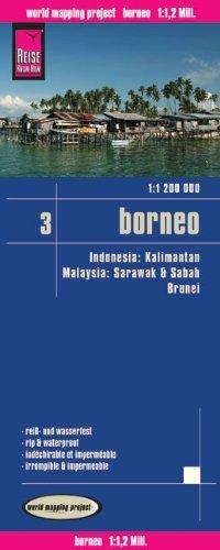 מפה WM בורנאו (אינדונזיה)