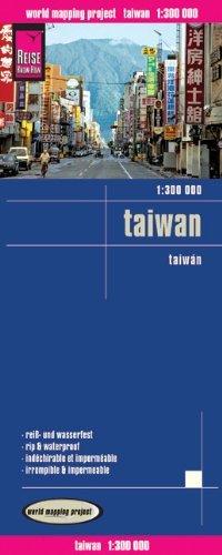 מפה WM טייוואן