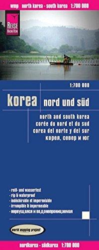 מפה WM צפון ודרום קוריאה