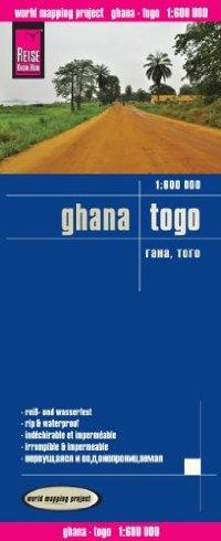 מפה WM גאנה וטוגו