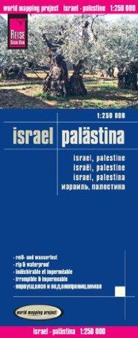 מפה WM ישראל