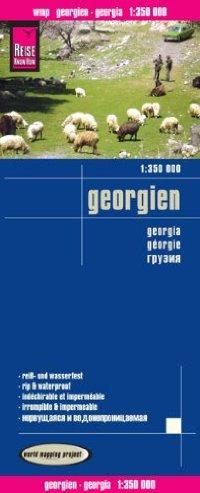 Georgien (1:350.000)