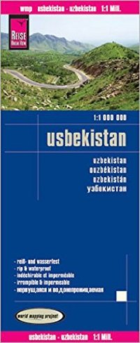 מפה WM אוזבקיסטן