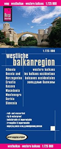 Westl. Balkan (1:725.000)