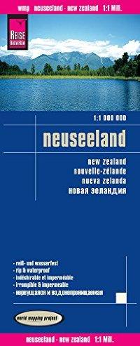 מפה WM ניו זילנד