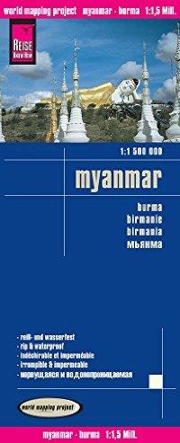 מפה WM מיאנמר (בורמה)