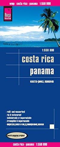 מפה WM קוסטה ריקה ופנמה