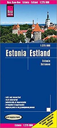 מפה WM אסטוניה