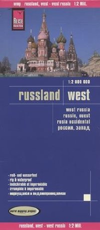 מפה WM רוסיה מערב