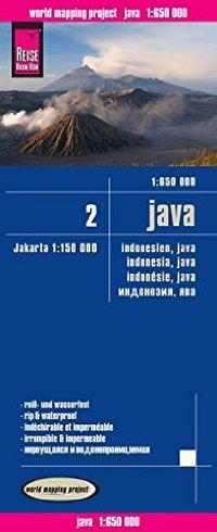 מפה WM אינדונזיה (2) ג'אווה