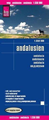 Andalucia 1:350,000