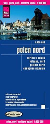 מפה WM פולין צפון