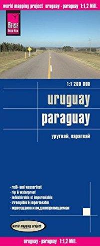 מפה WM אורוגוואי, פאראגוואי