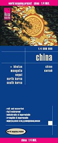 מפה WM סין