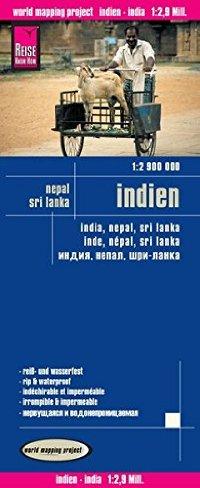 מפה WM הודו