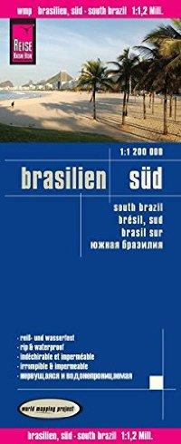 מפה WM ברזיל דרום