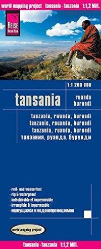 מפה WM טנזניה
