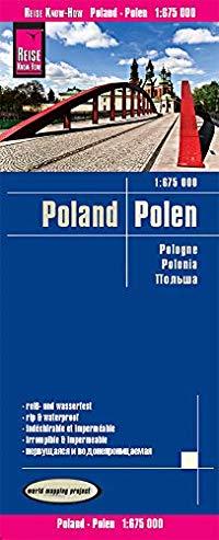 מפה WM פולין