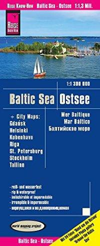 מפה WM הים הבלטי
