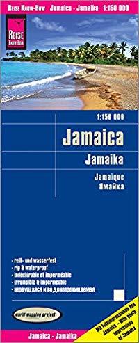 מפה WM ג'מייקה