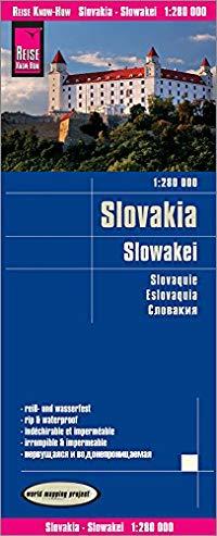 מפה WM סלובקיה