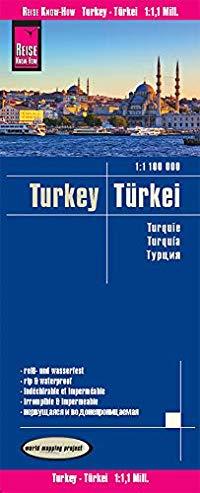 מפה WM טורקיה