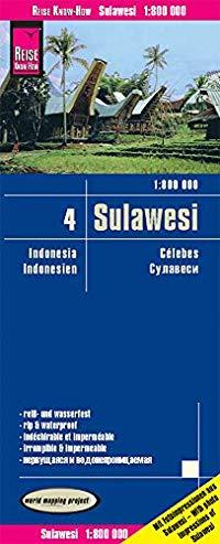 מפה WM אינדונזיה (4) סולבסי