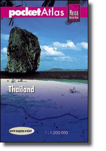 מפה WM תאילנד אטלס