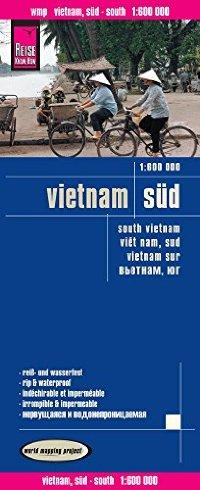 מפה WM ויטנאם דרום