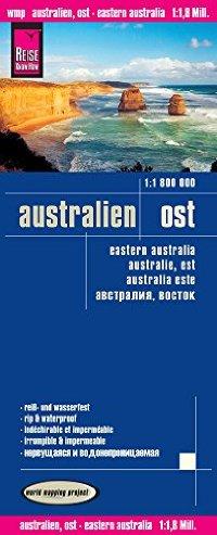 מפה WM אוסטרליה - החוף המזרחי