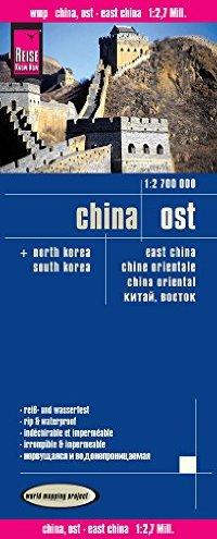 מפה WM סין מזרח