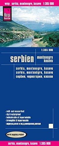 מפה WM סרביה ומונטנגרו